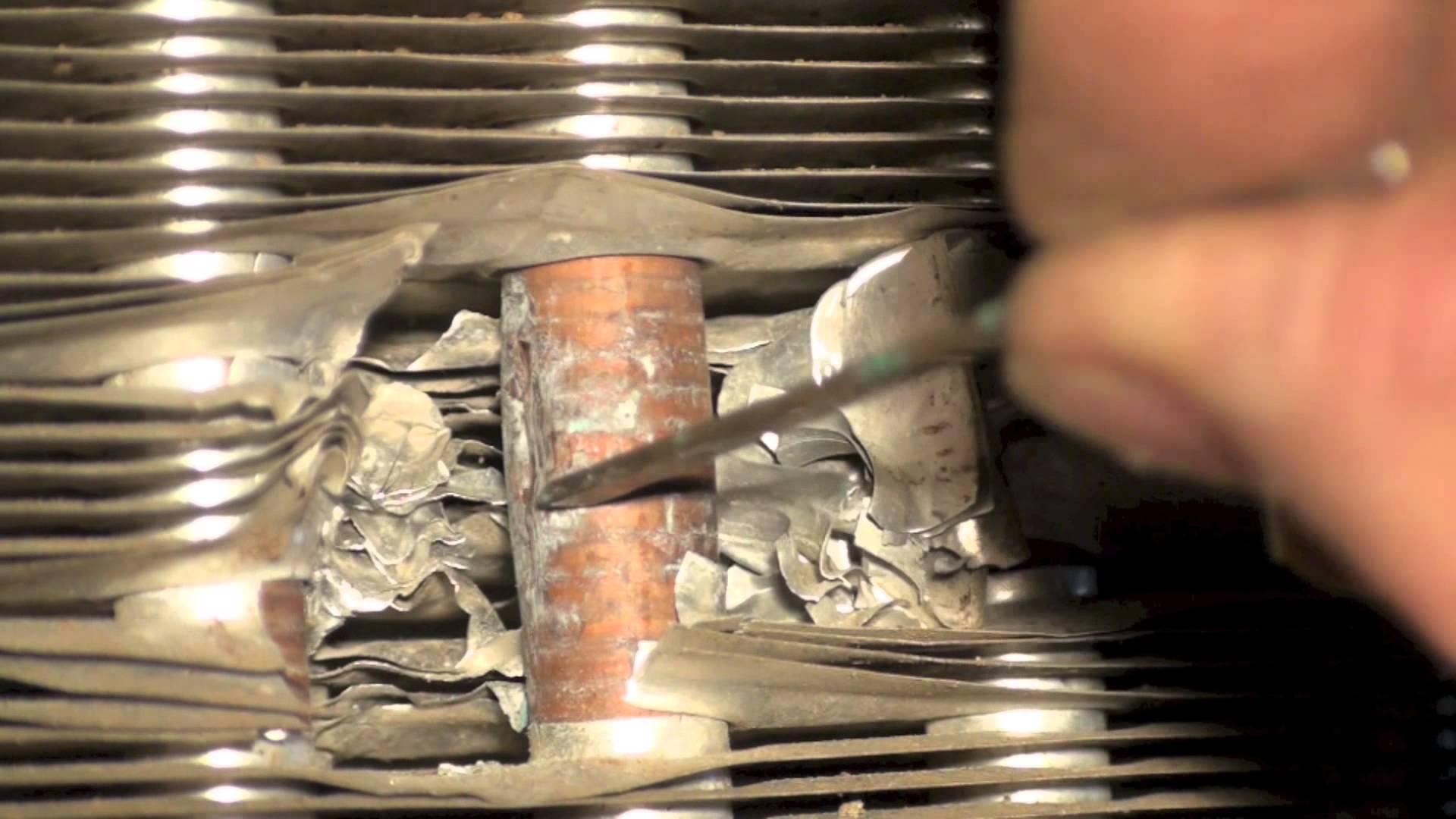 Climatisation - Comment detecter une fuite de gaz ...